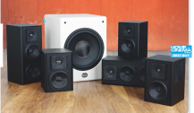 M&K SOUND LCR750 5.1 Review