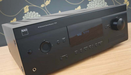 NAD T 777 V3 Review: NAD and Dirac's lucky seven