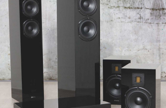 PIEGA CLASSIC 5.0 SYSTEM Review: Swiss speaker spacecraft