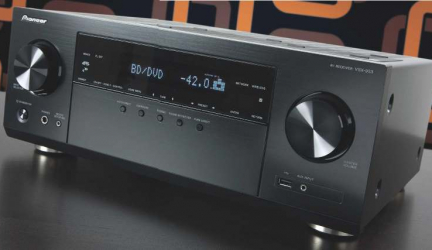 PIONEER VSX-933 Review: Pioneer AVR streams on