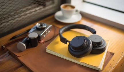Plantronics Backbeat GO 605 Bluetooth Headset: Commuter Buddy