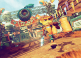 Ratchet & Clank Review: Lombax to the future