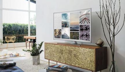 SAMSUNG QE55Q9FN Review: Flatscreen fantasy
