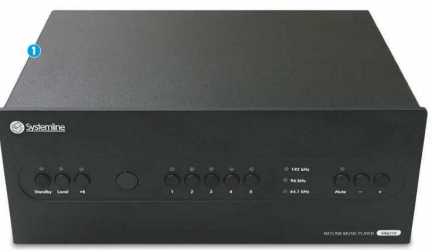 SYSTEMLINE S7 NETLINK MUSIC PLAYER Review: Black box loves BBC radio…
