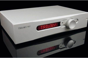 TRILOGY AUDIO 903 993 Review