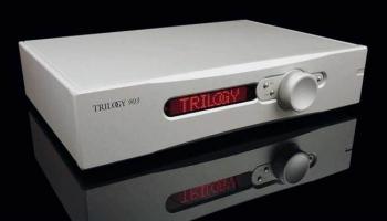 TRILOGY AUDIO 903 993 Review