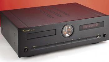 VINCENT CD-S7 Review: Hot CD