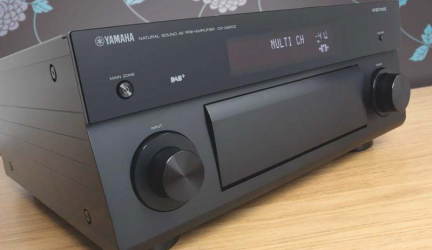 YAMAHA CX-A5200 Review: Surround sound goes sci-fi