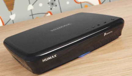 Humax FVP-5000T Review: Freeview Play with  go-faster stripes