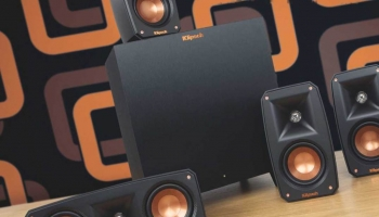 Klipsch reference r-8sw review – Copper load of this