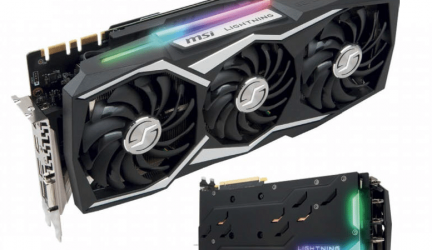 MSI GeForce GTX 1080 Ti Lightning Z Review: The cream of the 1080 Ti Crop